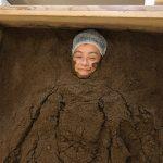 初めての米ぬか酵素風呂